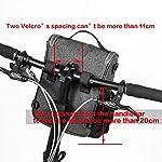 Selighting-Bicicletta-Borse-da-Manubrio-Borse-Bici-MTB-Impermeabile-Multifunzionale-2-in-1-Manubrio-Bici-Sacchetto-Anteriore-per-Borsa-Pieghevole-per-Bici-da-Strada