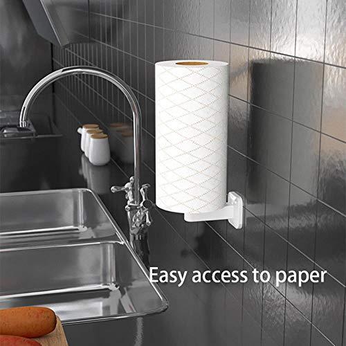 Rainandsnow Küche Bad Toilettenpapier Handtuch Zapfanlage Wandpapier Klebstoff Nicht Papierhandtuchrolle Unterstützung perforieren