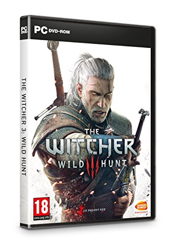 The Witcher 3: Wild Hunt (PC DVD) [importación inglesa]