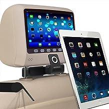 Soporte para Reposacabezas de Coche para Teléfonos Inteligentes y Tablets-Fire Ipad Pro mini,Soporte magnético para tabletas de 7 a 13&quot