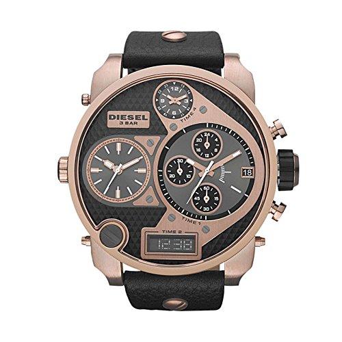 Diesel DZ7261 - Reloj de pulsera para Hombre, marrón