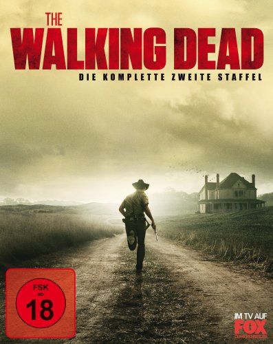 The Walking Dead - Die komplette zweite Staffel [Edizione: Germania]
