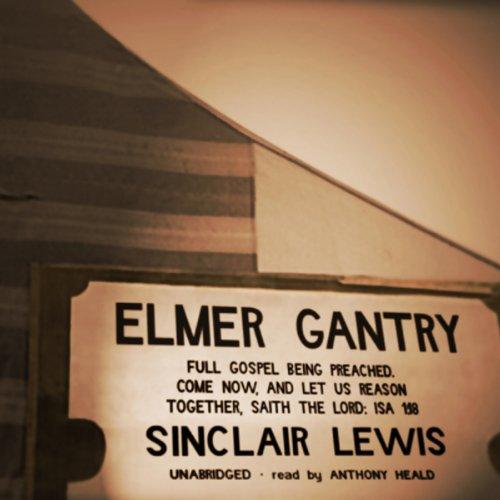 Elmer Gantry  Audiolibri