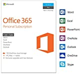 Microsoft Office 365 Personal | 1 Device | 1 Year | PC/Mac...