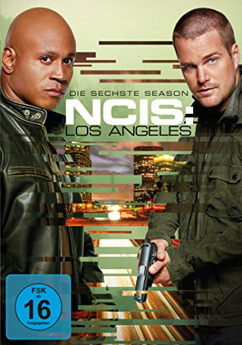 NCIS: Los Angeles - Die sechste Season [6 DVDs] - 4 Ncis La Staffel