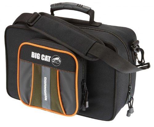 Cormoran Big Cat Köder-Wallertasche Modell 8205 Tasche Welstasche Angeltasche Carryall Bag (Big Sports Bag Cat)