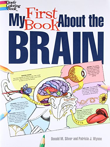 My First Book About the Brain (Dover Children's Science Books) por Patricia J. Wynne