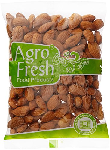 Agro Fresh Regular Almonds, 200g