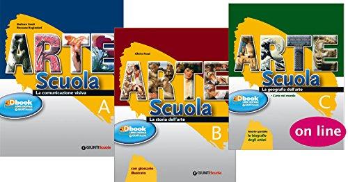 Artescuola. Vol. A-B: Comunicazione visiva-Storia dell'arte. Con espansione online: Geografia e arte. Ediz. arancio. Per la Scuola media