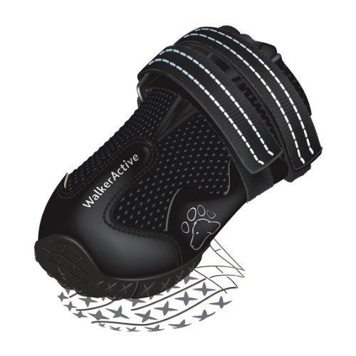 Trixie Walker botas con protección activa tamaño: M-L (australiano pastor,), diseño de dálmata