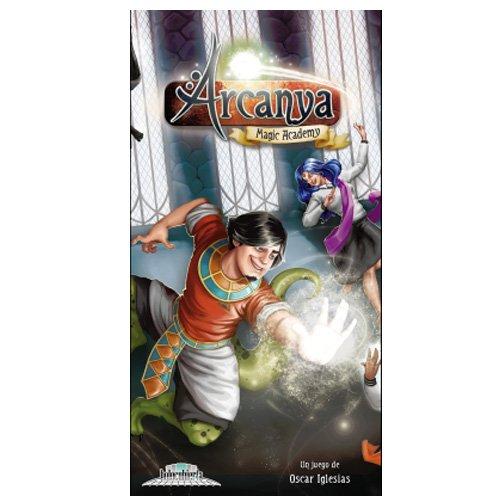 Holocubierta - Arcanya, juego de mesa (HOLYA01)