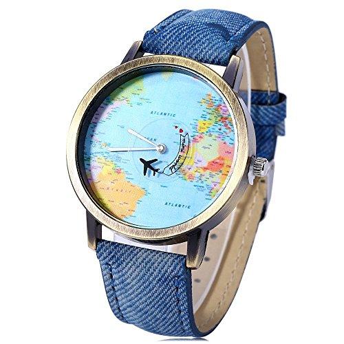 leopard-shop-cuarzo-reloj-de-pulsera-dial-de-mapa-del-mundo-cuero-banda-azul