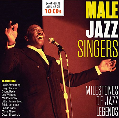 Male Jazz Singers