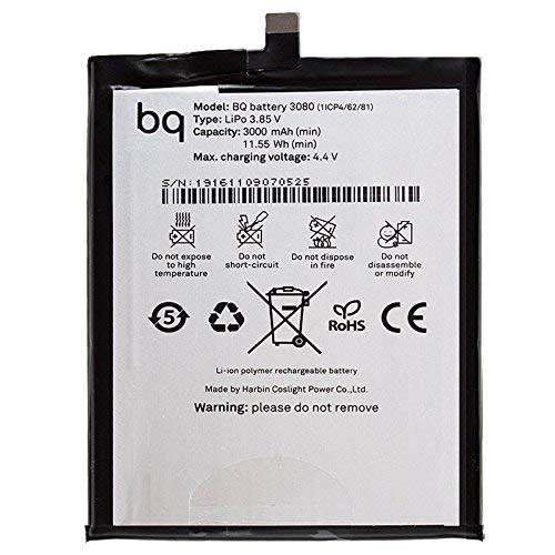 Theoutlettablet - Batería BQ Aquaris U / U Lite