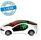#6: Azacus Remote Control Car For Boys With 3D Light For Ages 3 And Up
