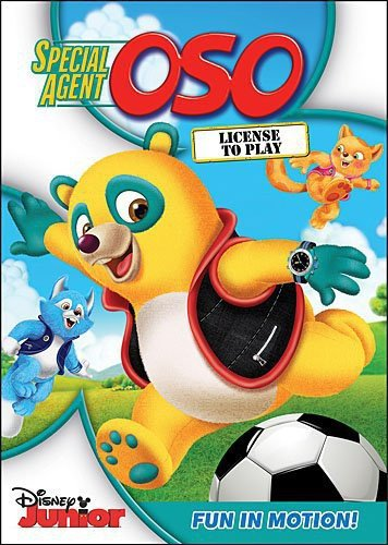 Special Agent Oso: License To Play / (Ws Dol) [DVD] [Region 1] [NTSC] [US Import]