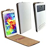 alcatel Idol 3C Smartphone Klappbare Flip Tasche /