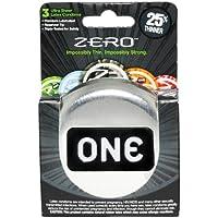 One Zero Thin Condoms–Box Of 3 preisvergleich bei billige-tabletten.eu