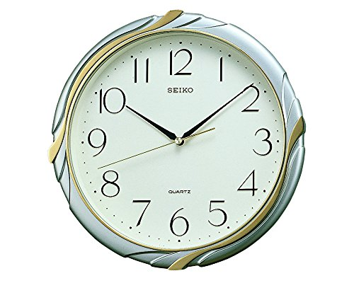 Seiko Wall Clock (30 cm x 30 cm x 4 cm, QXA221S)  available at amazon for Rs.1963
