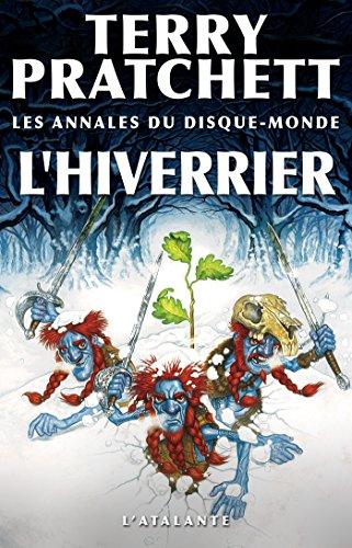L'Hiverrier: Les Annales du Disque-monde, T35 (Tiphaine Patraque)