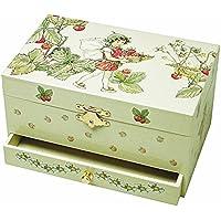 """Trousselier 60615 - Spieluhr """"TR Schublade XL Strawberry"""" (Spieldosen, Musikdosen, Spieluhren) das ideale Geschenk preisvergleich bei kleinkindspielzeugpreise.eu"""