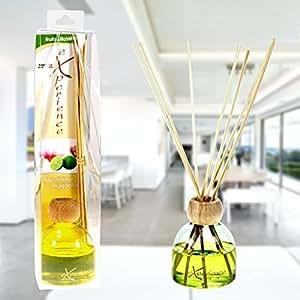 Profumo Fior di Lime - Magnolia Profumatore EXPERIENCE a Bastoncini per Ambienti Made in Italy