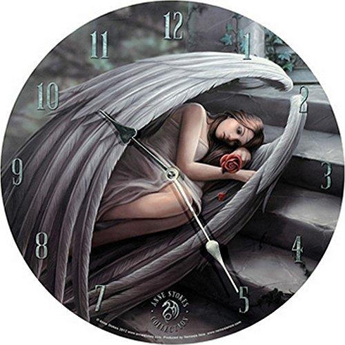 Orologio da parete motivo Sorrow by Anne Stokes 33 cm