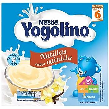 Nestl Yogolino Natillas de...