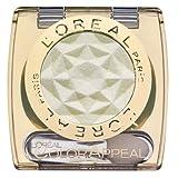 L'Oréal Paris Color Appeal Mono, Lidschatten, 10 Pure White