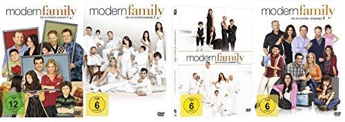 Modern Family - Staffel 1-4