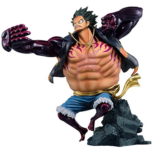 Anime One Piece King Of Artist The Monkey.d.luffy Action Figure Collectible Model Toy Skilful Manufacture Action & Toy Figures