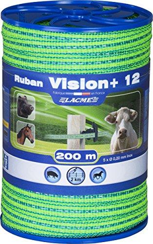 Ruban vision+ 12mm 200m bobine