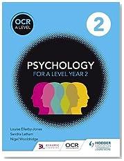 OCR Psychology for A Level Book 2 (Ocr a Level Psychology)