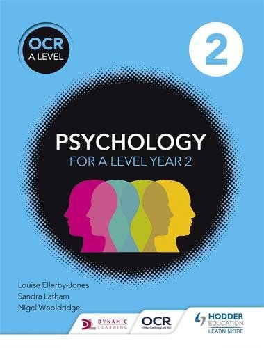 OCR Psychology for A Level Book 2 (Ocr a Level Psychology), used for sale  Delivered anywhere in UK