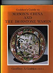 Guide to Mason's China and the Ironstone Wares