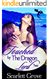 Touched By The Dragon Lord: Book Two (Braving Darkness 5)