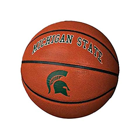 NCAA Michigan State Spartans Triple Threat Full Size Basketball by Rawlings