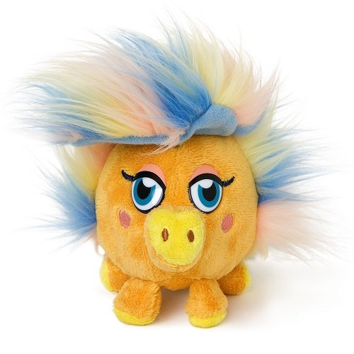 """Image of Moshi Monsters, Moshling Collection, 'Mrs Snoodle' The Silly Snuffler 4"""" Soft Toy"""