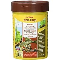 Sera Wels-Chips. Alimento para siluros. 100 ml