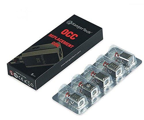 Kangertech Subtank Mini OCC Resistenza (pacco di 5) in 0.5ohm Kanger Sigarette Elettroniche Senza Nicotina