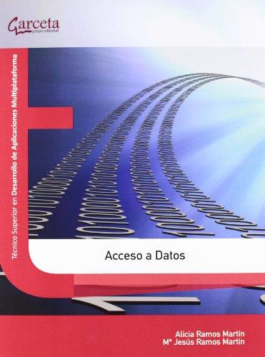 Acceso a Datos (Texto (garceta))