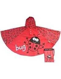 Bugzz Poncho, diseño de mariposa
