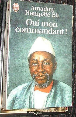 Oui Mon Commandant [Pdf/ePub] eBook
