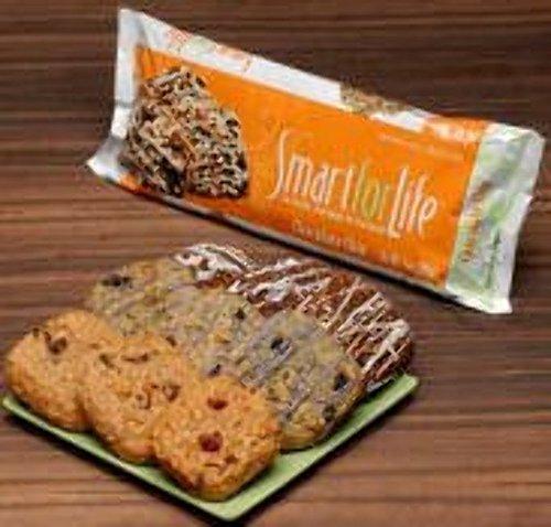 Smart for Life Cookie Diet 2 week kit. 1 week Chocolate, 1 week Oatmeal Raisin by Smart for Life (Smart Life-cookies)