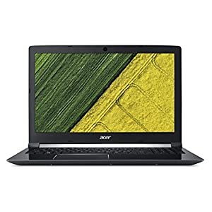 "Acer Aspire 7 A715-71G Gaming Notebook - (Intel Core i5-7300HQ, 8GB RAM, 1TB HDD, NVIDIA GeForce GTX 1050 2G, 15.6"" FHD Display, Black)"