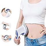 Masseur électrique, masseur tenu dans la main de cellulites de rouleau pour le corps entier amincissant la taille de jambe de cuisse,avec brûleur de graisse