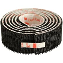 25mm x 1m Black SJ3550 (250) VHB 3M Dual Lock Tape by Dual Lock