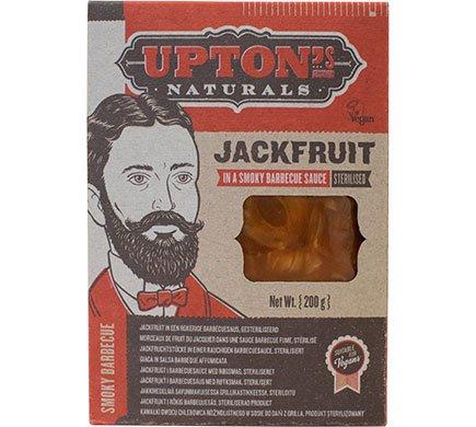 Upton's Naturals | Jackfruit - Smokey Barbecue | 1 x 200g