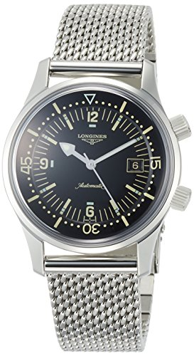 Reloj Longines Heritage automático Hombre L3.674.4.50.6