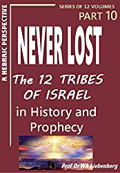 Never Lost: The Twelve Tribes of Israel: Mysteries in History and Prophecy! Book 10 (Ten Tribes Series) (English Edition)